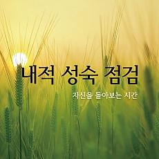 내적 성숙 점검